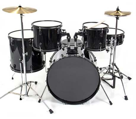 4. Best Choice Products Drum Sets