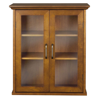 5. Elegant Home Fashion Wall Cabinet with 2-Door