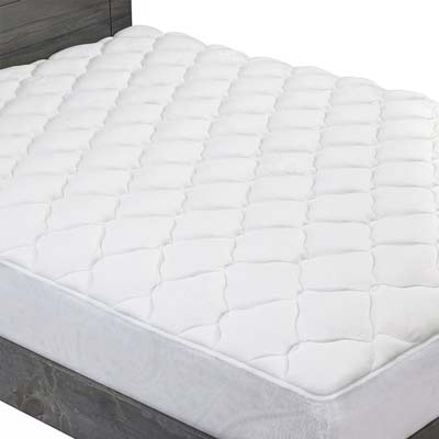 8. ExceptionalSheets Bamboo Queen Mattress Pad