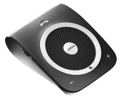 2. Jabra Bluetooth In-Car Speakerphone