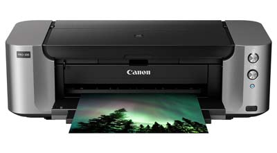6. Canon PIXMA Pro-100 Professional Printer