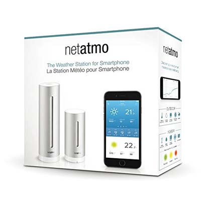 2. Netatmo Weather Station