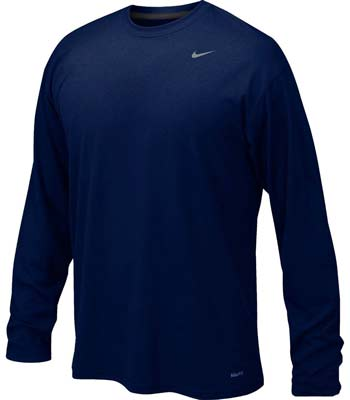 9. Men's Long Sleeve Tee by Nike