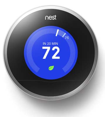 6. Nest Learning Thermostat
