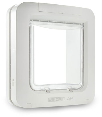 3. SureFlap Microchip Pet Door