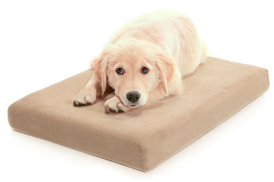 3. Milliard Orthopedic Memory Foam Dog Bed