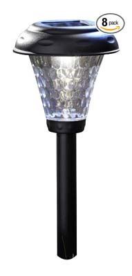 2. Moonrays 91381 Solar Light