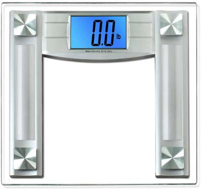 9. BalanceFrom Digital Bathroom Scale