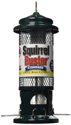 1. 1057 Squirrel Buster Bird Feeder by Brome