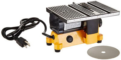5. Outdoor Sport 01-0819 4 in. Electric Table Saw