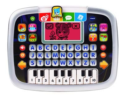 2. VTech Little Apps Tablet (Black)