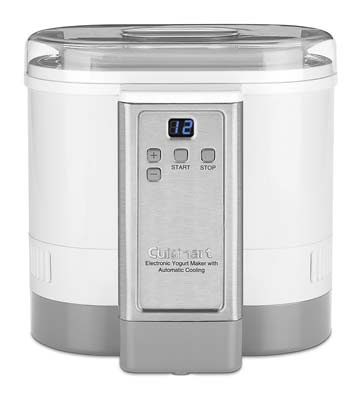 3. Cuisinart Yogurt Maker (CYM-100)