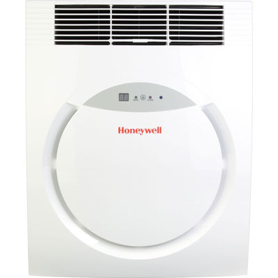 3. Honeywell MF08CESWW White Portable Air Conditioner with Remote Control