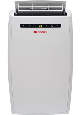 1. Honeywell MN10CESWW White Portable Air Conditioner with Remote Control