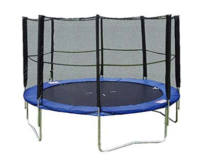 2. Combo Trampoline by Super Jumper