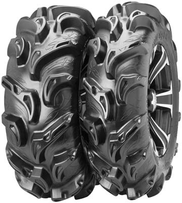 2. ITP Mega Mayhem Mud Terrain ATV Tire