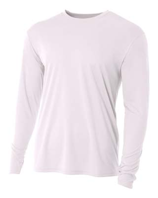 8. A4 Men's Long Sleeve Tee