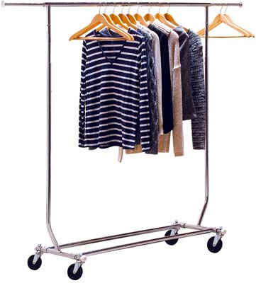 Top 10 Best Rolling Garment Racks For