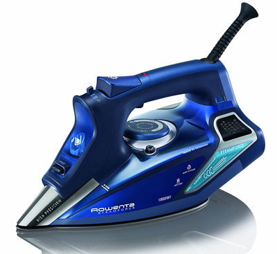10. Rowenta DW9280 Stainless Steel Steam Iron