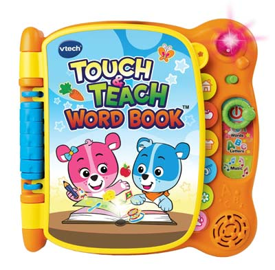 6. VTech Touch & Teach Educational Toy