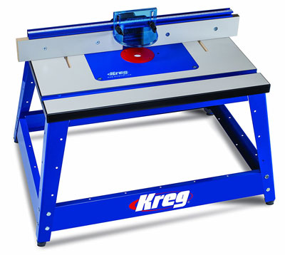 4. Kreg PRS2100 Bench Top Router Table