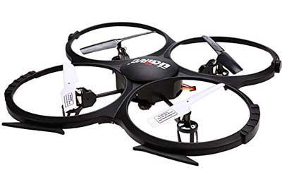 4. UDI U818A RC Quadcopter