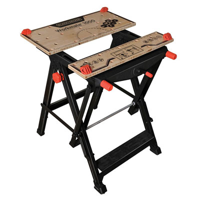 7. BLACK+DECKER WM1000 Workbench