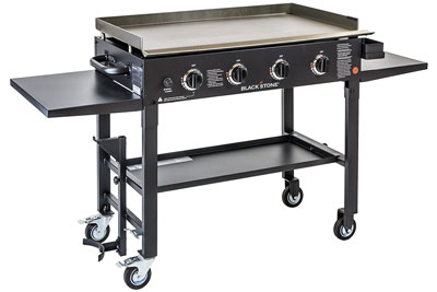 8. Blackstone 36 Inch Flat Top Gas Grill