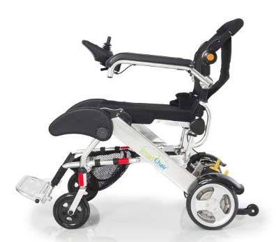 4. Smart Chair Electric Wheelchair