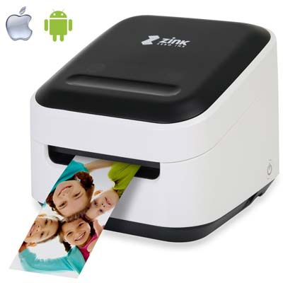 10. ZINK Phone Photo & Labels Printer
