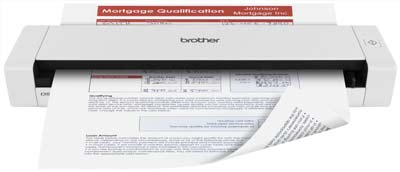 4. Brother DS-720D Scanner