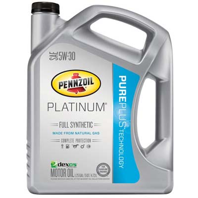 1. Pennzoil 550038221 Synthetic Motor Oil