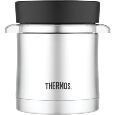 3. Thermos 12-Ounce Stainless Steel Food Jar