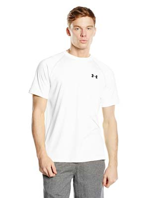7. Under Armour Men's Short-Sleeve T-Shirt