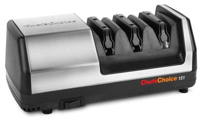 1. Chef's Choice Model 151 Knife Sharpener