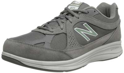 5. New Balance Men's Walking Shoe (MW877)
