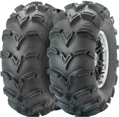 1. ITP Mud Lite AT Mud Terrain ATV Tire