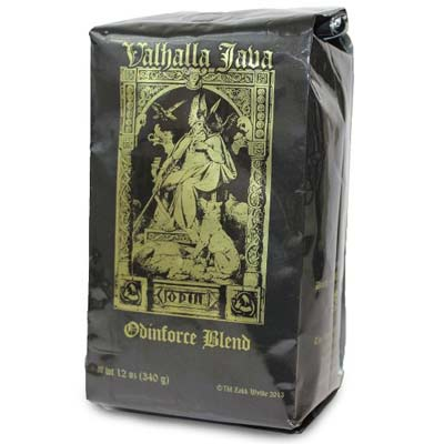10. Death Wish Coffee Whole Bean (Valhalla Java)