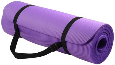 6. BalanceFrom GoYoga All-Purpose Exercise Mat