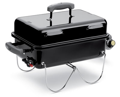 5. Weber 1141001 Go-Anywhere Gas Grill