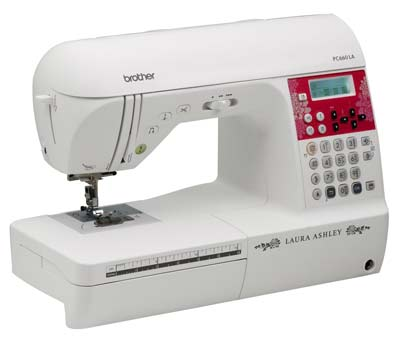9. Brother PC660LA Sewing & Quilting Machine