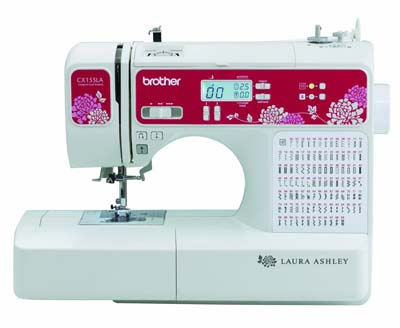 1. Brother CX155LA Sewing & Quilting Machine