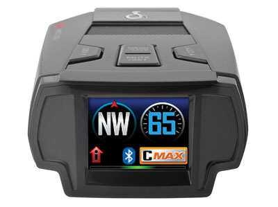 5. Cobra SPX 7800BT Radar/Laser/Camera Detector