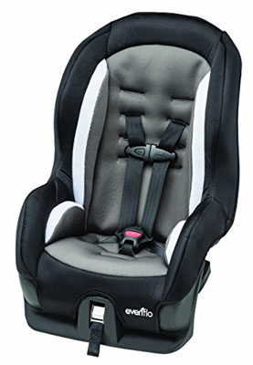 5. Evenflo Maxwell Tribute Convertible Car Seat