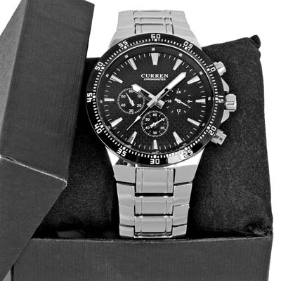 3. Viliysun Luxury Men Wrist Watch