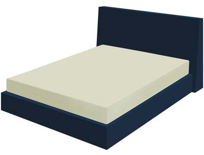 3. Best Price 6-Inch Mattress (Queen)