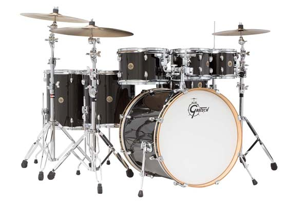 10. Gretsch Drums Catalina Maple CM1-E826P-BBS