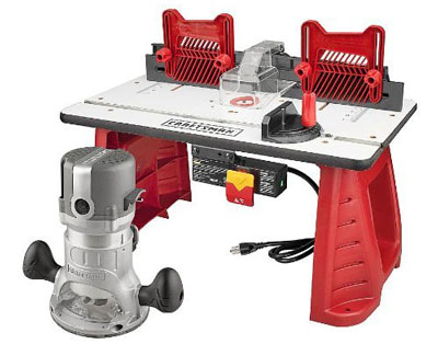 8. Craftsman Router and Router Table Combo