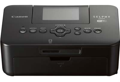 2. Canon SELPHY CP910 Photo Printer