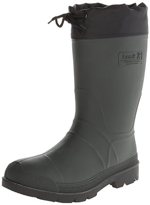 4. Kamik Men's Hunter Boot